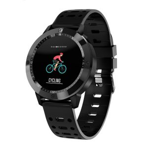 Tempered Glass Multifunctional Smart Watch