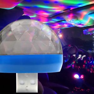 USB Light Projector for Phones