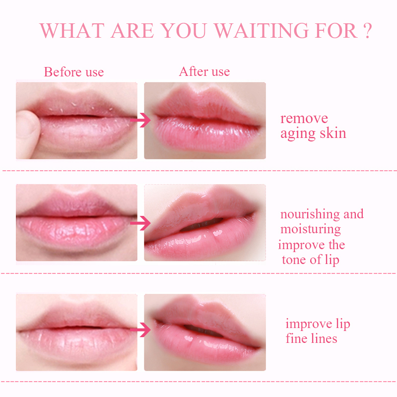 Hydrating Repair Collagen Mask for Lips