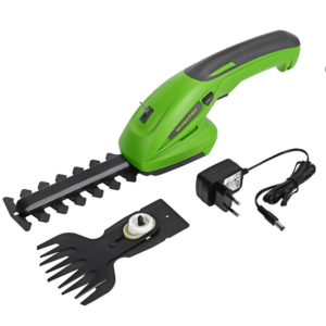 Electric Garden Grass and Hedge Trimmer