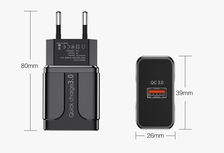 Phone 3A Fast Charger