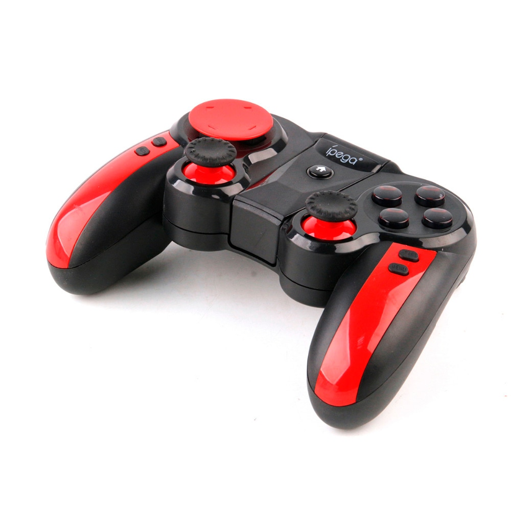 Wireless Bluetooth Game Controller with Phone Clip