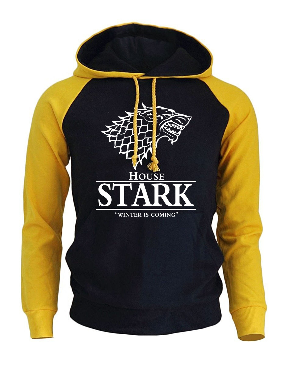 House Stark Game Of Thrones Themed Hoodie