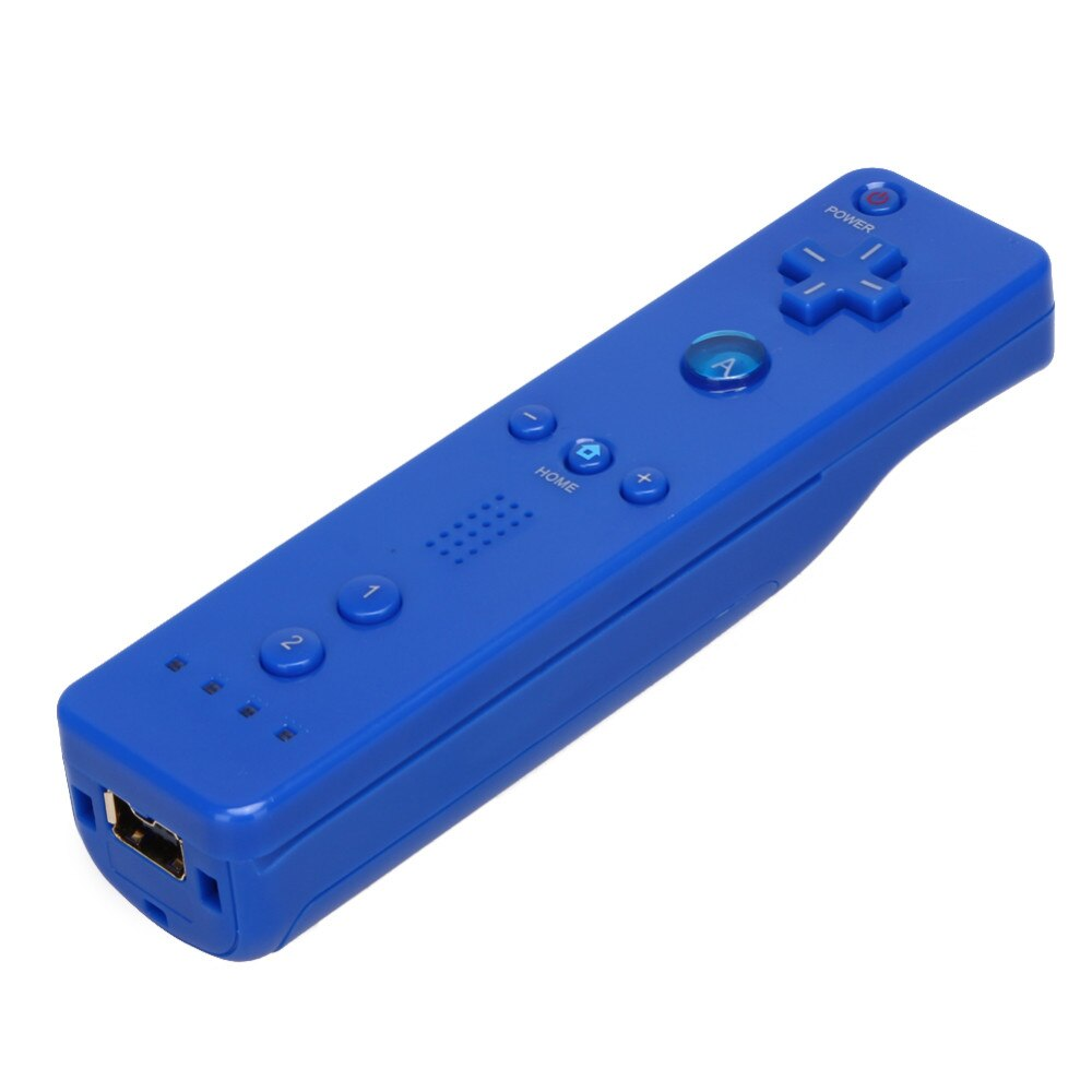Colorful Wireless Game Controller for Nintendo Wii
