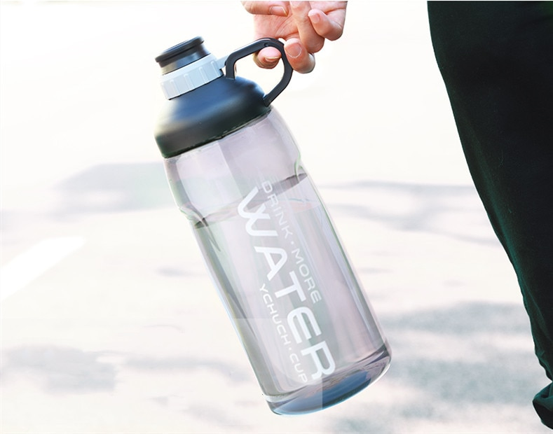 Big Water Bottles for Fitness
