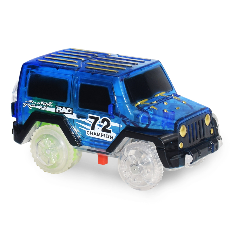 Electronics Car Toy with Flashing Lights