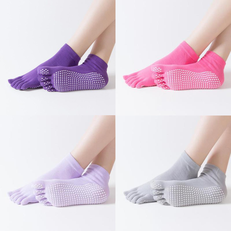 Women's Yoga Socks with Toes