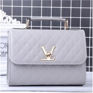 Women's Compact Quilted Shoulder Bag
