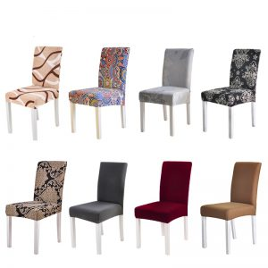 Stretch Elastic Chair Cover
