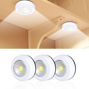 COB LED Under Cabinet Light with Switch