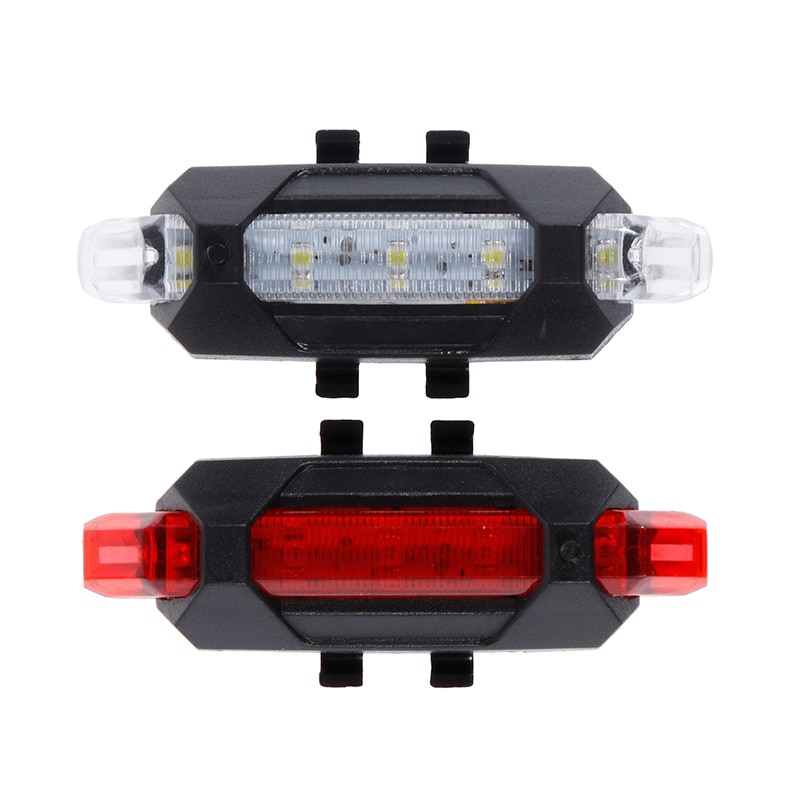 Rechargeable Front and Tail Light