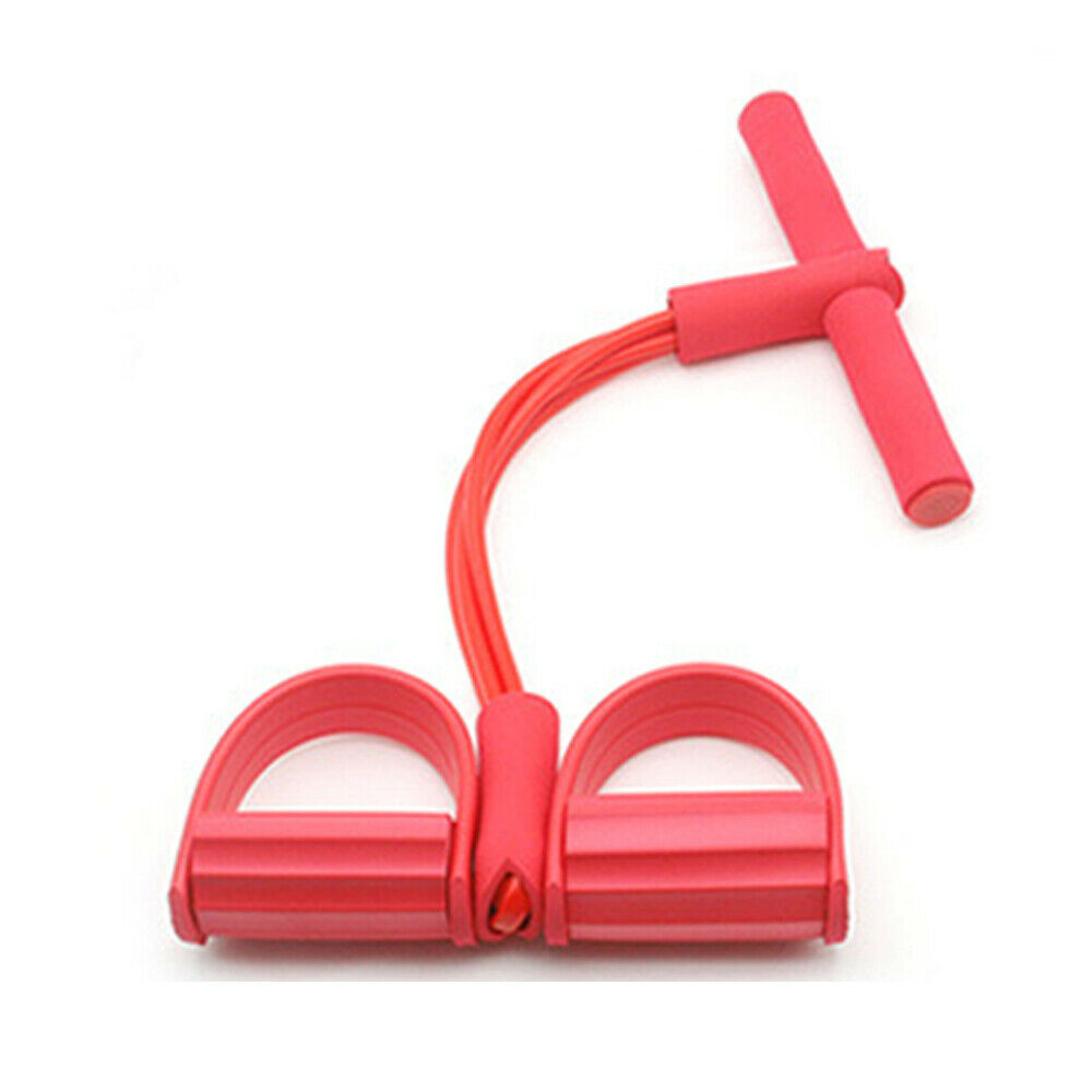 Pedal Sit-Up Pull Rope Expander