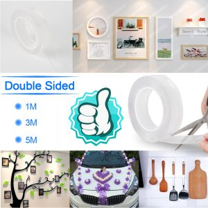 Reusable Double-Sided Adhesive Tape