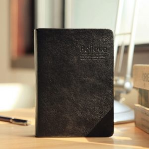 Vintage Notebooks with Thick Leather Cover